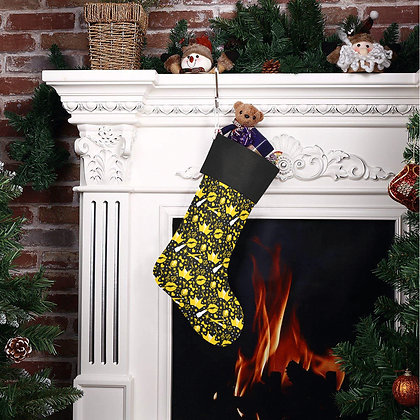 """Confetti"" Holiday Stocking"