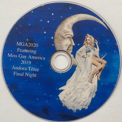 MGA 2020 DVD Final Night