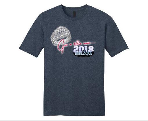 Give a little more KC USofA 2018 Tee