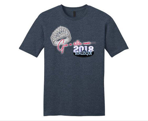 Give a little more KC USofA 2018 Tee (XXL & XXXL)