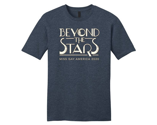 BEYOND THE STARS LOGO TEE