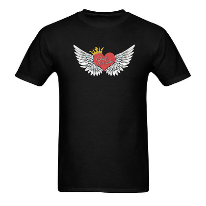 Dessie Heart of Rock N' Roll Mens Graphic Tee