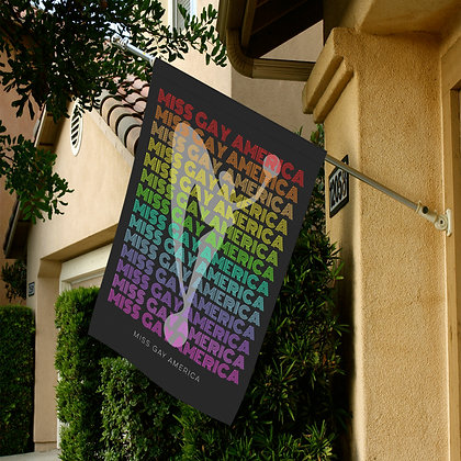 "MGA Pride Gradient 28""x40"" Flag (pole not included)"