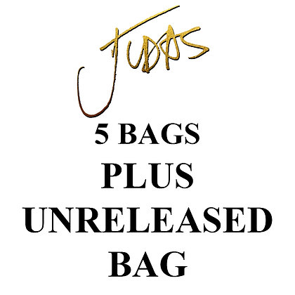 "5 Bags Plus Unreleased ""Oz"" Bag"