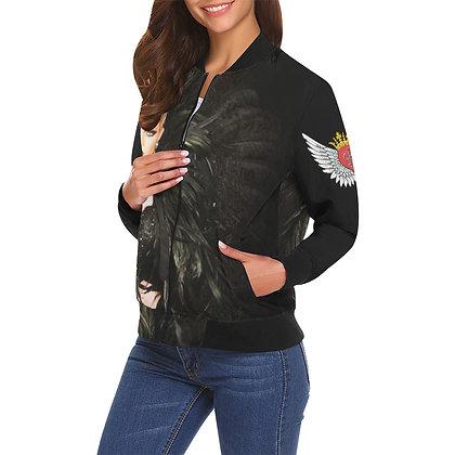 Dessie Heart of Rock N' Roll Womens Jacket