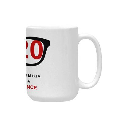 #visionofexcellence 15oz mug