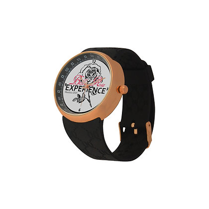 Bella Rose Experience Mens Rose Gold Watch