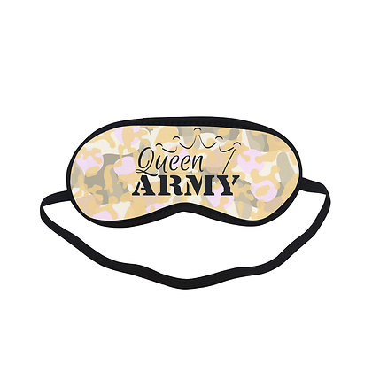 """Queen Army """"Cosmetic Camo"""" Beauty Mask"""