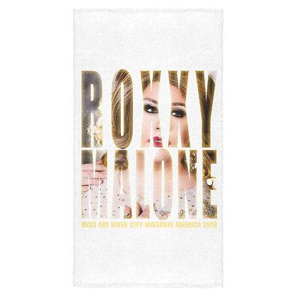 Roxxy Malone River City 18 Towel