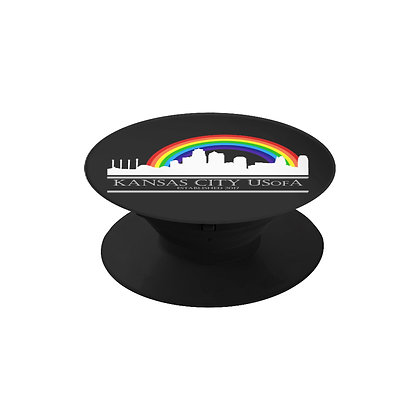 Miss Gay KC Rainbow Pop Socket
