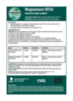 SIPC 10357 Magnesium EDTA-15kG-label_PR_