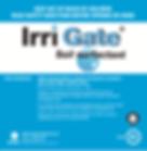 SIPC 10357 Irri Gate 20L label-Print rea