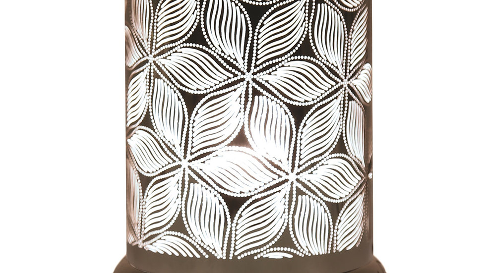 Electric Wax Melter - Floral