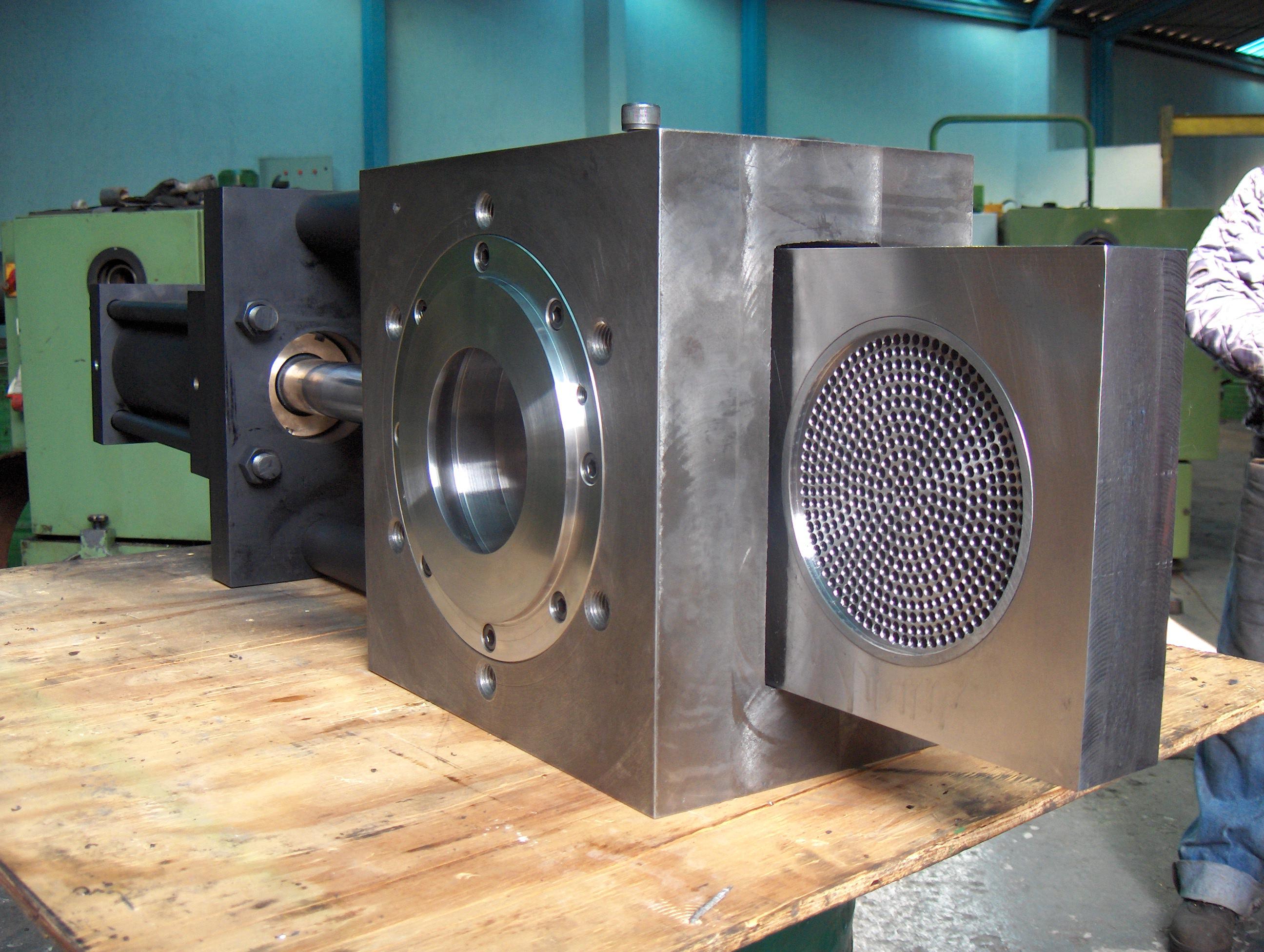 cambiador de filtros hidraulico 011