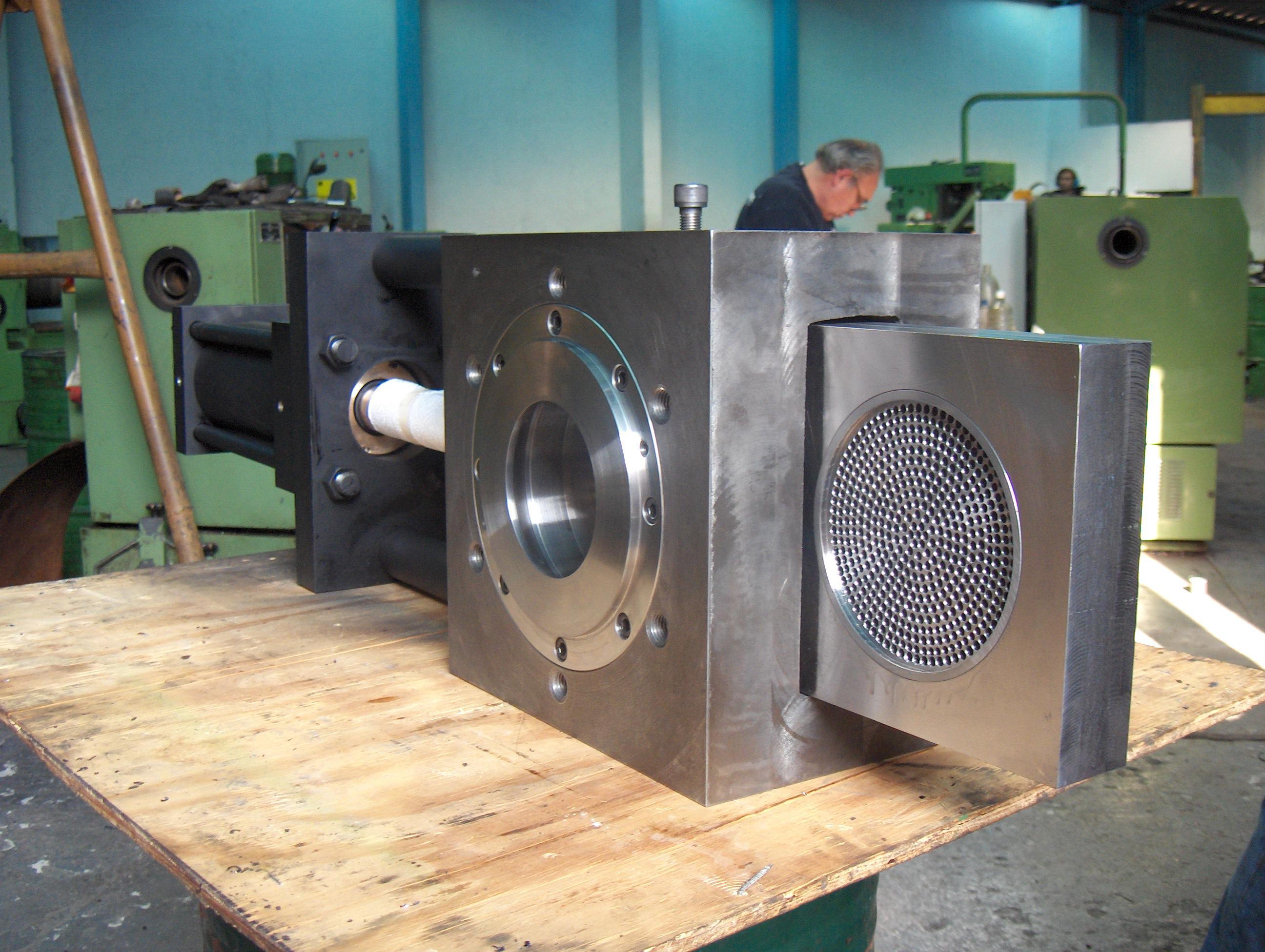 cambiador de filtros hidraulico 006