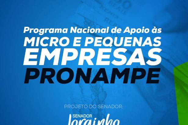 Senado aprova projeto que reafirma caráter permanente do Pronampe