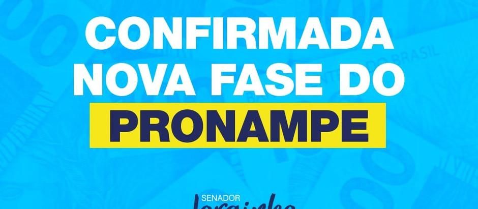 Senador Jorginho Mello protocola PL do Pronampe 3