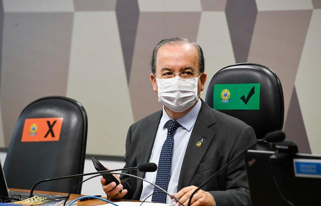 Jorginho Mello garante R$ 3,3 milhões para manutenção de 39 leitos de UTI Covid-19 para SC