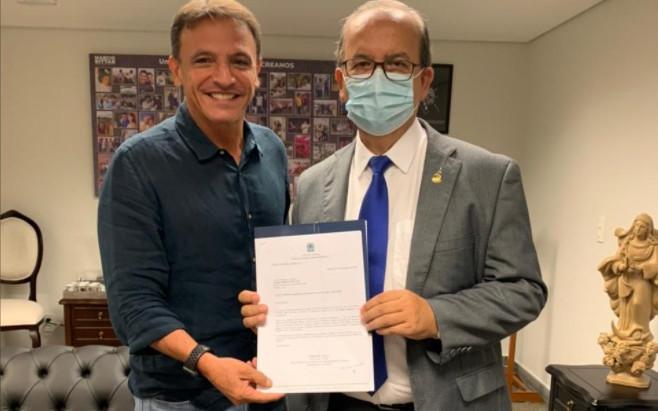 Jorginho Mello inclui R$ 20 milhões para obras de infraestrutura em SC no orçamento