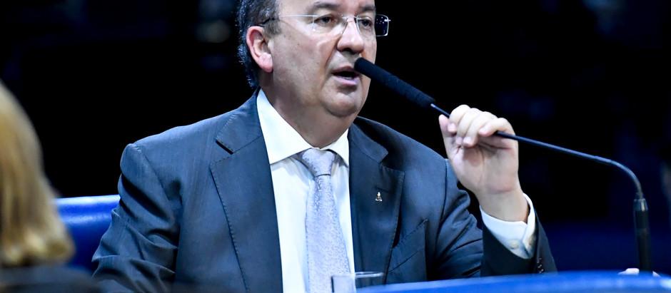 Jorginho Mello é eleito membro da Mesa do Senado