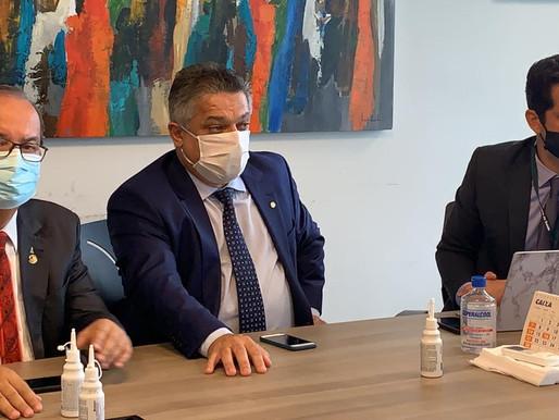 Ministério da Saúde anuncia ajuda a Chapecó no combate ao aumento de casos de Covid-19
