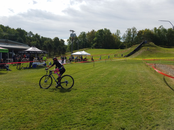 Buffalo Ski Club Cyclocross Race