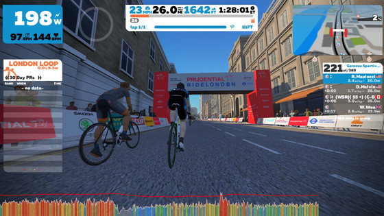 """Why Zwift? Part 4, """"Racesand Group Rides"""""""