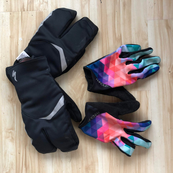 Layers for Winter Riding: Part Three