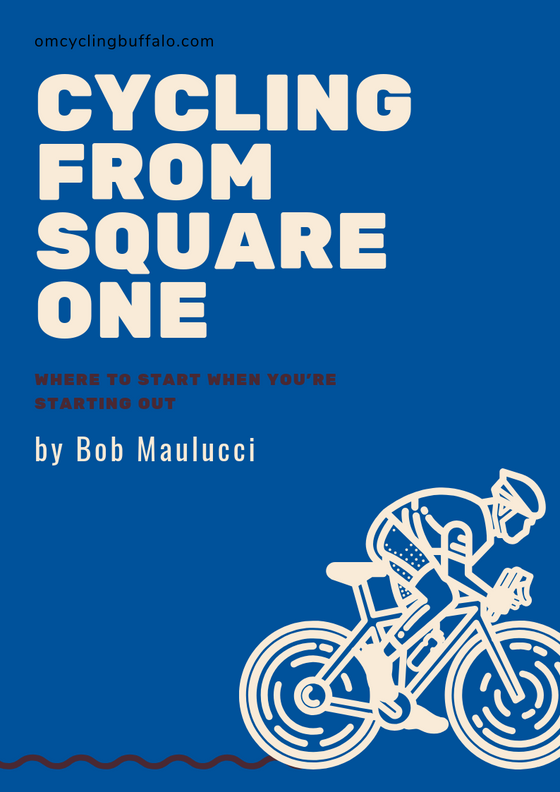 Cycling from Square One Out Now on Amazon Kindle!