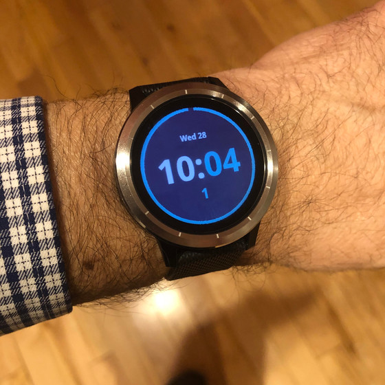 How's It Working Out?: Garmin vivoactive 3, Part 1