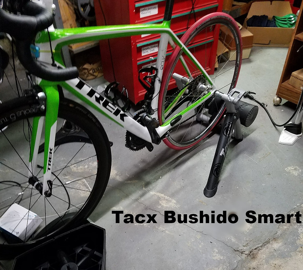 Tacx Bushido Smart Trainer