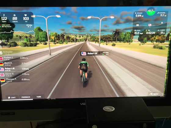 How's It Working Out?: Road Grand Tours