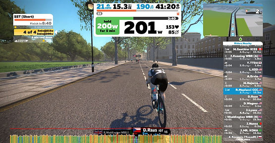"""Why Zwift? Part 3, """"On the Road in Watopia"""""""