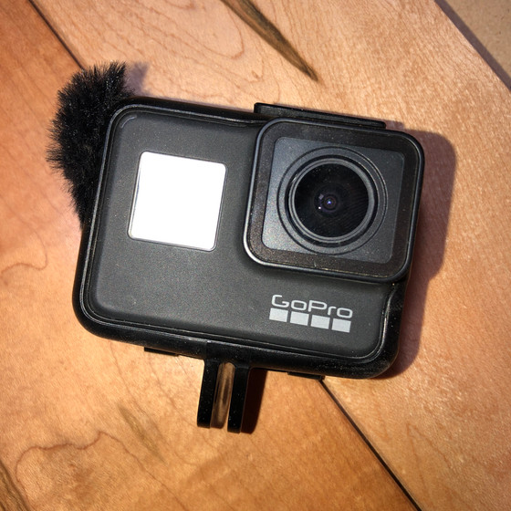 Trying to Vlog with the GoPro Hero 7 Black