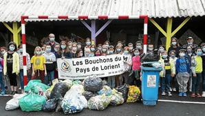 À Berné, l'école Sainte-Hélène bien mobilisée pour la collecte de bouchons