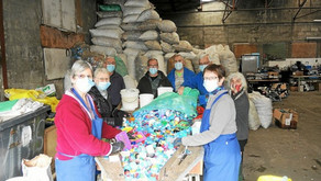 La collecte de bouchons se poursuit à Lanester