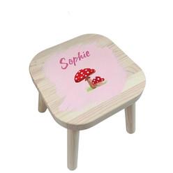 Personalised child's stool