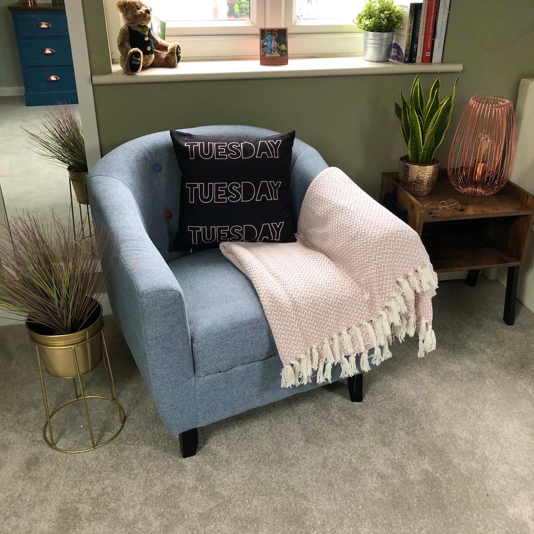 Urban bedroom makeover