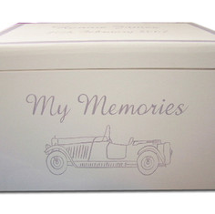 Classic car keepsake