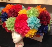 Priscilla headdress