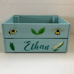Small gift crate
