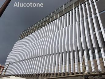 Fachada Modular con Panel Alucotone ACP