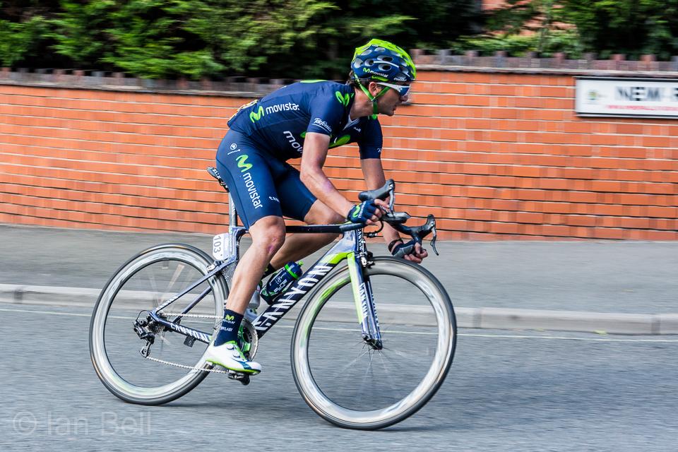 Tour of Briton ride