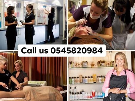 beauty salon license