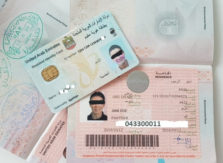 FAMILY VISA Processing in Dubai