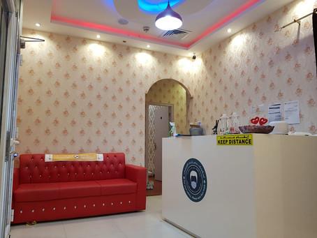 Spa for sale in Dubai International city