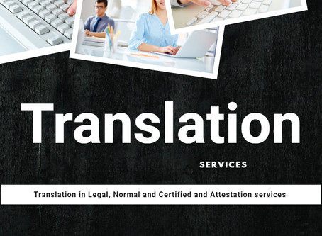 Legal Translation In 100 languages in UAE