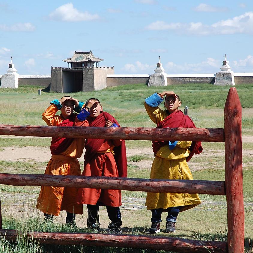 Монголия далекая и загадочная