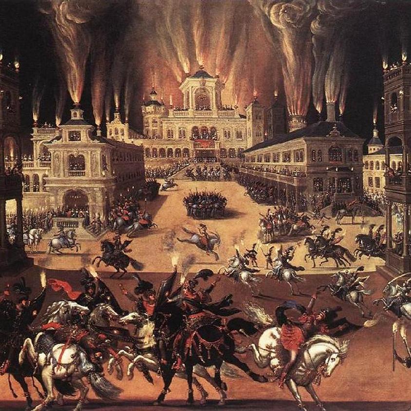 Пространство дворца: Завершающая лекция из цикла «Дни барокко»