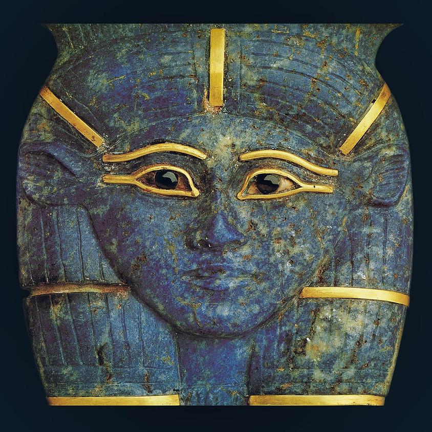 ХАТХОР. Золотая богиня, бирюза и личное благочестие.